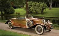 Old Rolls-Royce	 14 Widescreen Wallpaper
