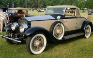 Old Rolls-Royce 18 Widescreen Car Wallpaper