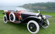 Old Rolls-Royce	 6 Cool Car Hd Wallpaper