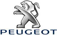 Peugeot Logo 19 Wide Car Wallpaper
