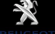 Peugeot Logo 28 Free Wallpaper