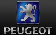 Peugeot Logo 41 Desktop Background