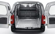 Peugeot Mini Cab 32 Wide Wallpaper