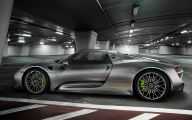 Porsche Hybrid 2 Widescreen Car Wallpaper