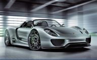 Porsche Hybrid 23 Cool Hd Wallpaper