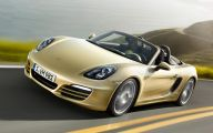 Porsche Latest Model 12 Car Background
