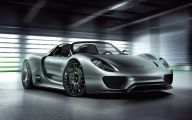 Porsche Latest Model 18 Widescreen Wallpaper