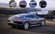 Porsche Latest Model 27 Widescreen Wallpaper