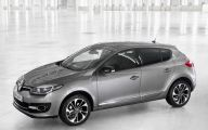 Renault Limited Edition 25 Car Background Wallpaper