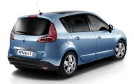 Renault Scenic 1 Car Desktop Background