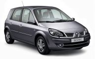 Renault Scenic 24 Desktop Wallpaper