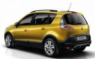 Renault Scenic 33 Widescreen Car Wallpaper