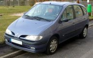Renault Scenic 39 Car Background