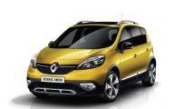 Renault Scenic 5 Car Background Wallpaper