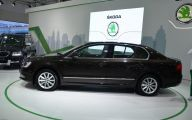 Skoda Car Display 13 Car Background
