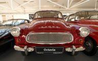 Skoda Car Display 5 Wide Car Wallpaper