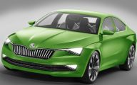 Skoda Current Models 1 Car Desktop Wallpaper