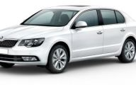 Skoda Current Models 10 Car Background