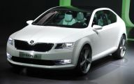 Skoda Current Models 17 Background Wallpaper