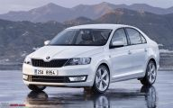 Skoda Current Models 34 Car Background