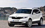 Skoda Current Models 8 Cool Car Wallpaper