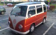 Subaro Mini Van 12 Wide Wallpaper