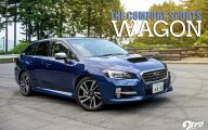 Subaru Levorg 16 Cool Car Wallpaper