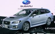 Subaru Levorg 33 Car Background Wallpaper