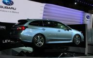 Subaru Levorg 4 Car Background Wallpaper