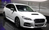 Subaru Levorg 7 Background Wallpaper