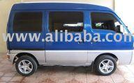 Suzuki Mini Cab 5 Free Wallpaper
