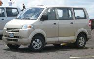 Suzuki Passenger Van 1 Background