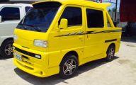 Suzuki Passenger Van 15 Free Wallpaper