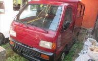 Suzuki Passenger Van 20 High Resolution Wallpaper