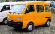 Suzuki Passenger Van 23 Desktop Wallpaper