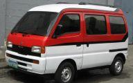 Suzuki Passenger Van 25 Background
