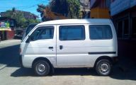 Suzuki Passenger Van 3 High Resolution Wallpaper