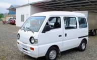 Suzuki Passenger Van 31 Car Desktop Wallpaper
