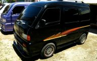 Suzuki Passenger Van 32 Background Wallpaper Car Hd Wallpaper