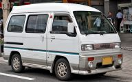 Suzuki Passenger Van 34 High Resolution Car Wallpaper
