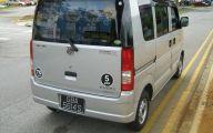 Suzuki Passenger Van 35 Desktop Wallpaper