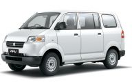 Suzuki Passenger Van 5 Cool Car Wallpaper