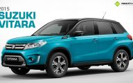 Suzuki White Car 10 Background