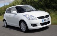 Suzuki White Car 15 Free Car Wallpaper