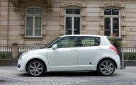Suzuki White Car 16 Wide Wallpaper