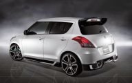 Suzuki White Car 23 Free Hd Wallpaper