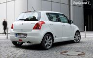 Suzuki White Car 31 Hd Wallpaper