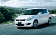 Suzuki White Car 41 Wide Car Wallpaper