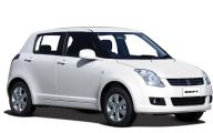 Suzuki White Car 9 Wide Wallpaper