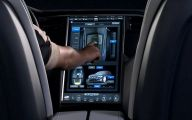 Tesla Automatic Car Display 15 Free Car Wallpaper